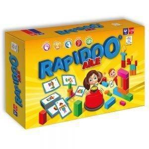 Rapidoo Aile Dikkat Geliştiren Zeka Oyunu